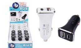 18 Wholesale Dual USB Car Charger