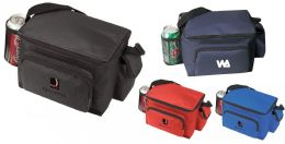 48 Units of 6 Pack Poly Coolers - Bags Of All Types