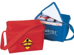 72 Units of 6 Pack Nylon Coolers - Bags Of All Types