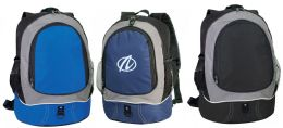 """24 Units of 12"""" Deluxe Backpacks - Bags Of All Types"""