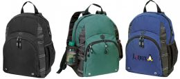 """24 Units of 11-1/2"""" Backpacks - Bags Of All Types"""