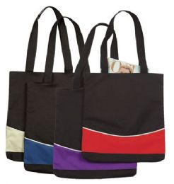72 Units of Fashion Tote Bags - Tote Bags & Slings