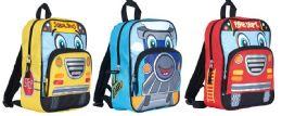 24 Units of 15'' Boy's & Girl's Backpacks - Assorted Designs - Backpacks