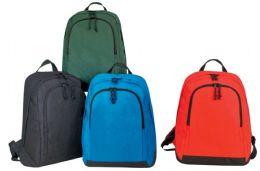 "24 Units of 12"" Poly Backpacks - Backpacks"