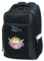 "12 Units of 12"" Deluxe Computer Backpacks - Backpacks"