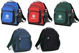 "12 Units of 13"" Deluxe Backpacks - Backpacks"
