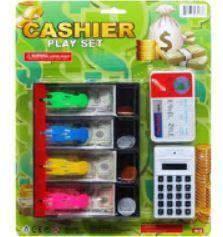 48 of Play Money Cash Drawer