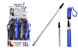 20 Units of Reusable Stainless Steel Straw - Straws and Stirrers