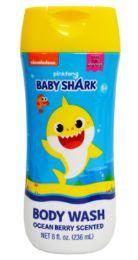24 Bulk Baby Shark Body Wash 8 Ounce