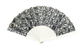 60 Units of Folding Fan Money - Novelty Toys