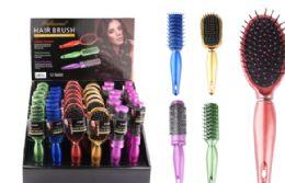 72 Bulk Assorted Hair Brush