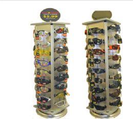 2 of Spinning Counter Rack For Glasses