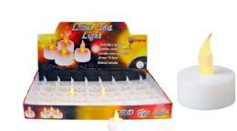 120 Units of LED Tea Light - Flash Lights