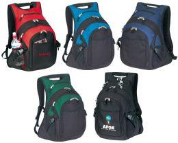 "12 Units of 15"" Deluxe Computer Backpacks - Backpacks"
