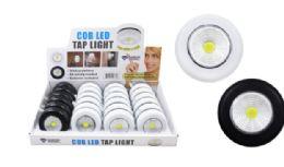 48 Bulk Cob LED Tap Light