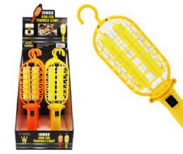 12 Bulk Jumbo Cob LED Trouble Light