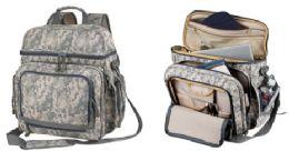 "6 Units of 17"" Digital Campus Backpacks - Backpacks"