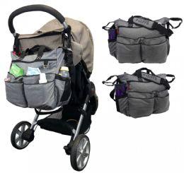 """12 Units of 16"""" Diaper Tote Bags - Tote Bags & Slings"""