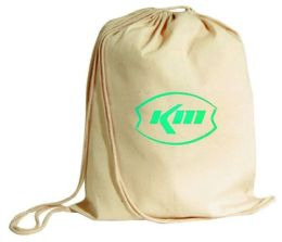 200 Units of Cotton Drawstring Tote Bags - Backpacks