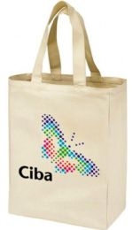 """48 Units of 12"""" Canvas Tote Bags - Tote Bags & Slings"""