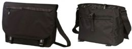 """24 Units of 14"""" Deluxe Messenger Bags - Bags Of All Types"""