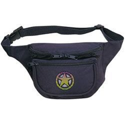 """72 Units of 10"""" Fanny Packs - Fanny Pack"""
