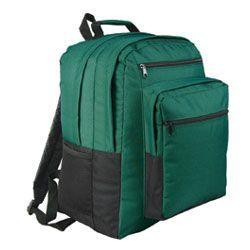 "12 Units of 12"" Deluxe Backpacks - Backpacks"