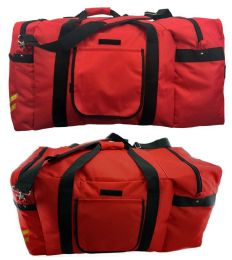8 Units of Firefighter Rescue Duffle Bags - Bags Of All Types
