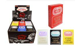 72 of Authentic Vegas Casino Card Deck Assorted Casinos