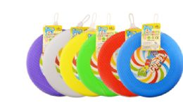 72 Units of Frisbee 9 Inch - Summer Toys