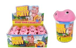 72 Units of Pig Noise Putty - Slime & Squishees