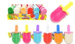 48 Units of Play Dough Popsicle - Slime & Squishees