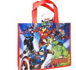 48 Bulk Reusable Medium Tote Bag Avengers
