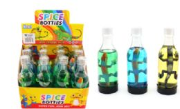 72 Units of Slime Bottle With Toy Lizard - Slime & Squishees