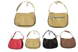 72 Units of Suede Like Coin Purse - Shoulder Bags & Messenger Bags