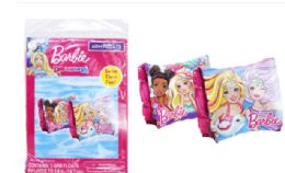 36 Units of Swim Arm Floaties Barbie - Summer Toys