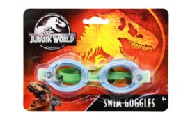 36 Units of Swim Goggles Kids Jurassic World - Summer Toys