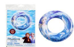 36 Units of Swim Ring Raft Frozen - Summer Toys