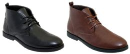 12 Units of Men's Casual Chukka Boots - Sizes 7-12 - Men's Shoes