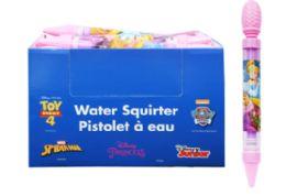 36 Units of Water Blaster Disney Princess - Water Guns