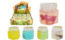 72 Units of Wild Animal Slime - Slime & Squishees