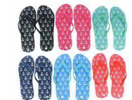 48 Units of Flip Flop Anchors - Women's Flip Flops