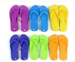 48 Units of Flip Flop Solid Colors - Women's Flip Flops