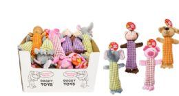 36 Units of Plush Dog Toy Animal 10 Inch - Pet Toys