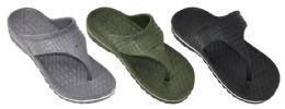 48 Units of Boy's Thong Sport Sandals - Boys Flip Flops & Sandals
