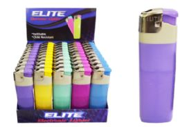 150 Units of Electronic Lighter Pastel Colors - Lighters