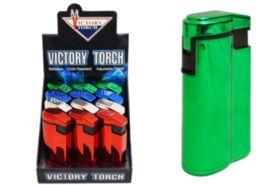 48 Units of Torch Lighter Metallic - Lighters