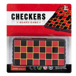 48 Bulk Checkers Game