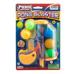 24 of Pong Blaster Game - 6 Piece Set