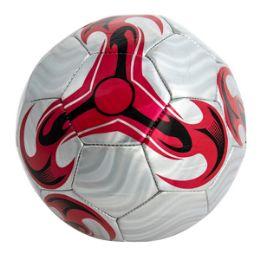 60 Units of Official Size Metallic Tribal Soccer Ball - Balls